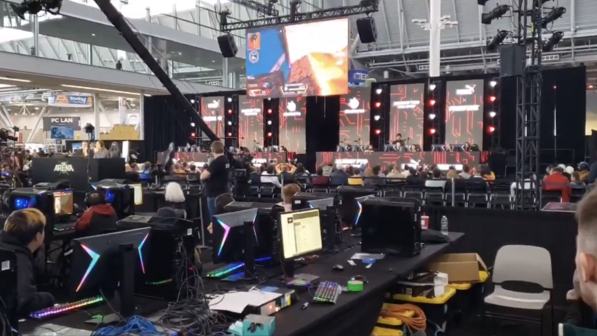 PAX South: Main Stage 2020