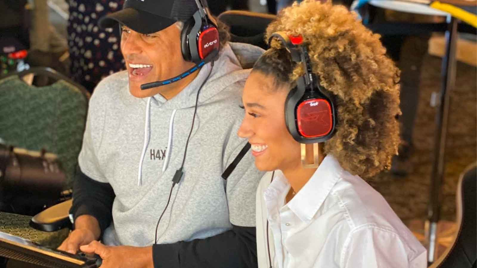 Rick Fox's Champions For Charity: NBA All-Star Game