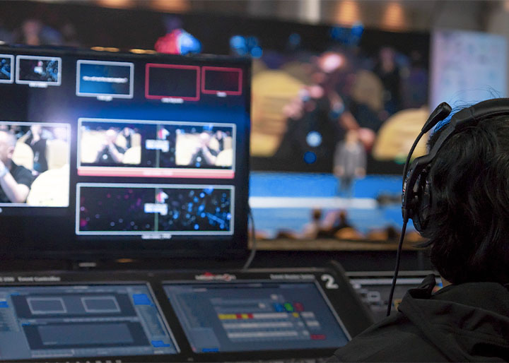 Esports Broadcast and Production