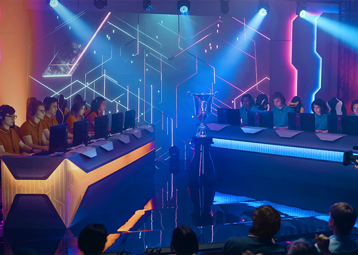 Esports Solutions for Pro Teams and Leagues